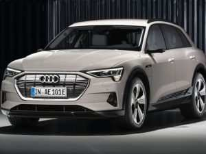 48 A 2019 Audi Electric Car Performance and New Engine
