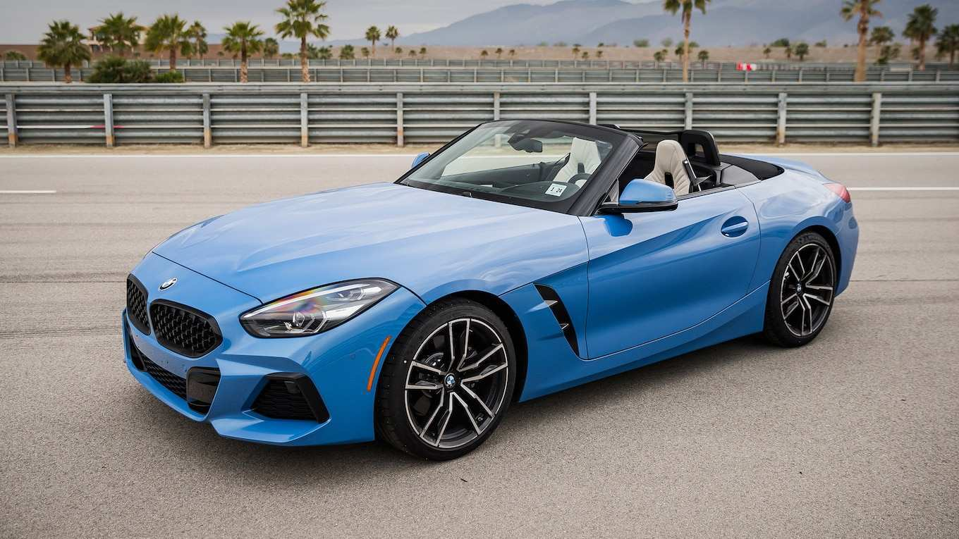 48 A 2019 Bmw Roadster Speed Test