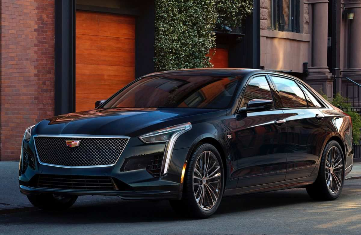 48 A 2019 Cadillac Ct5 Images