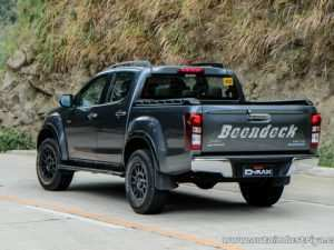 48 A 2019 Isuzu Pickup Truck Ratings