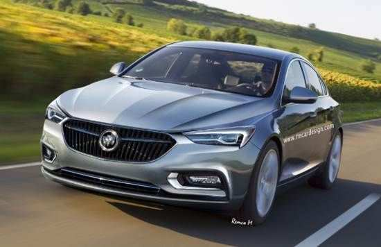 48 A 2020 Buick Skylark Specs And Review