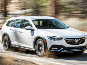 48 A 2020 Buick Station Wagon Ratings