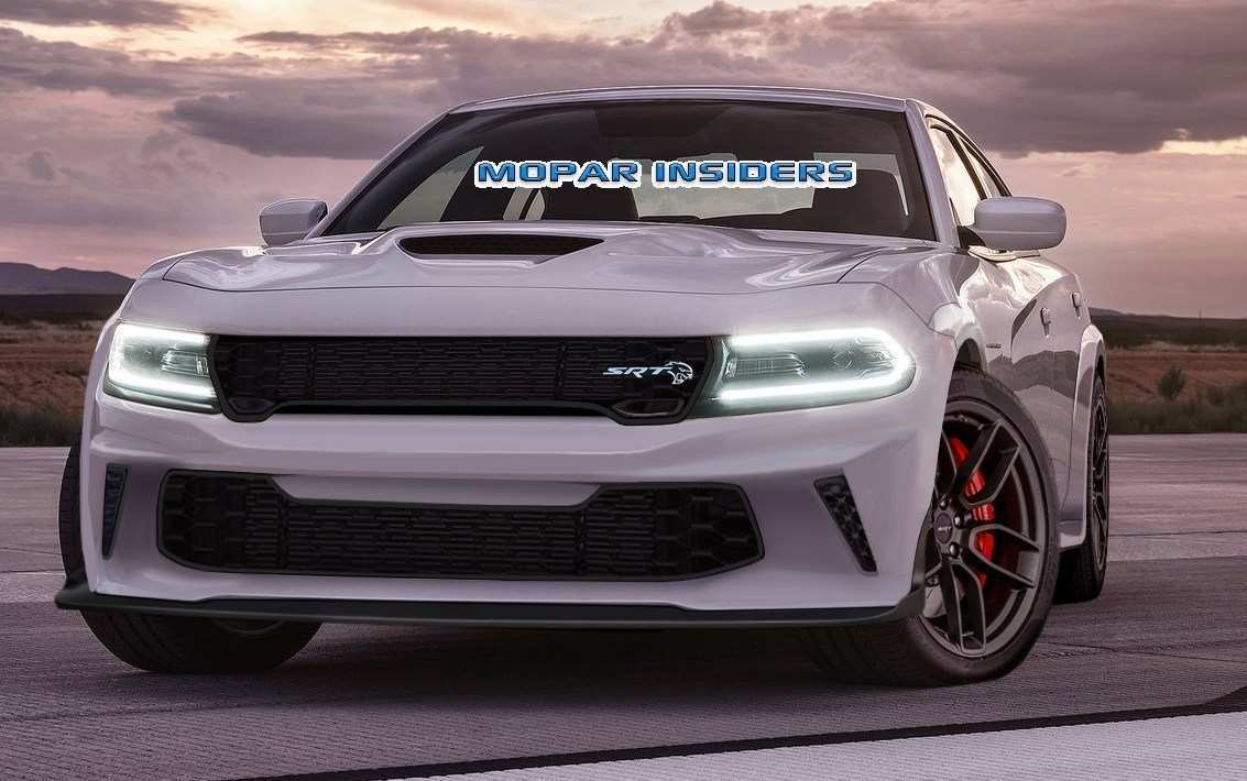 48 A 2020 Dodge Charger Hellcat Pricing