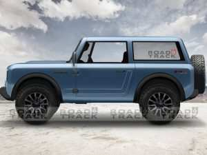 48 A 2020 Ford Bronco July 2018 Specs