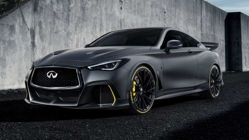 48 A Infiniti New Models 2020 Performance And New Engine