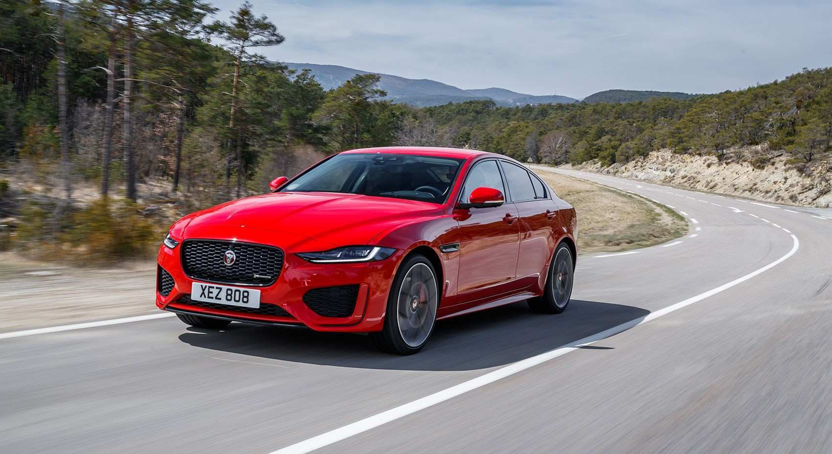 48 A Jaguar Xe 2020 Review Redesign And Concept