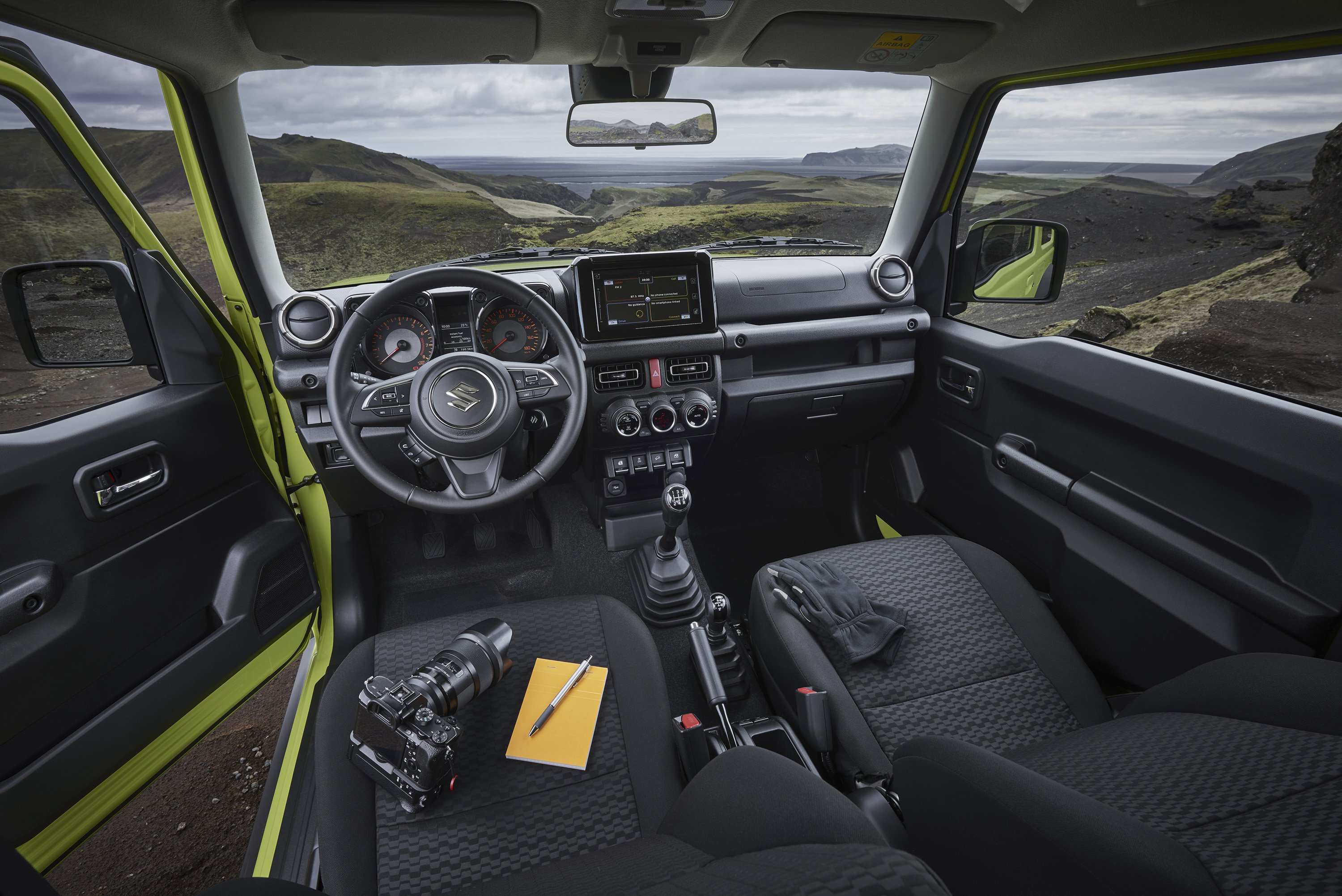 48 A Suzuki Jimny 2019 Interior New Review