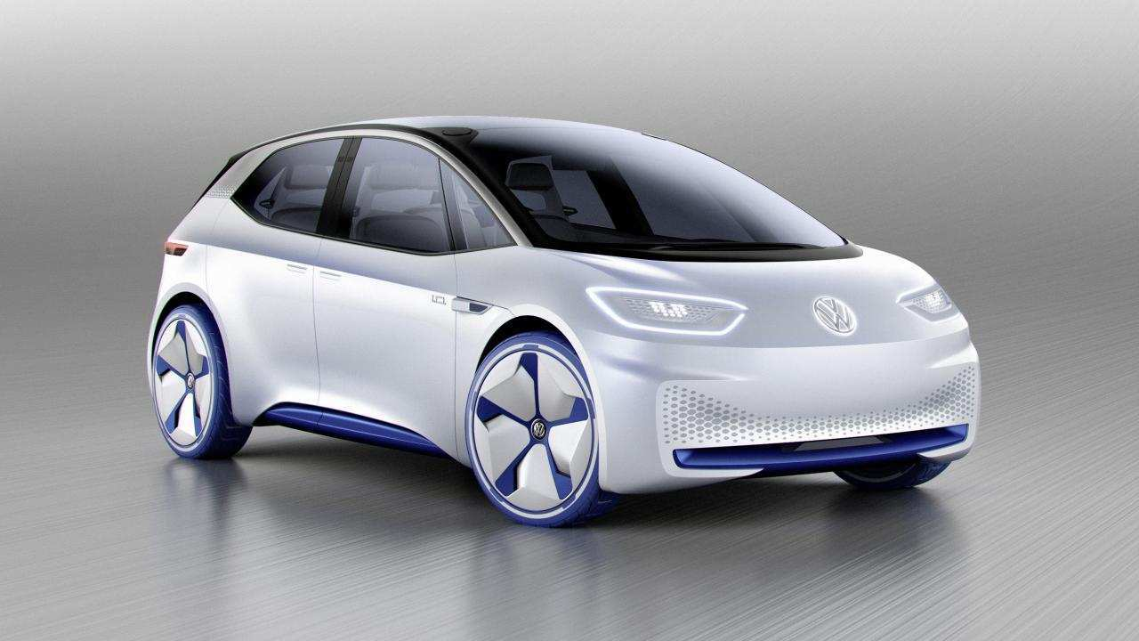 48 A Volkswagen Electric Car 2020 Pictures