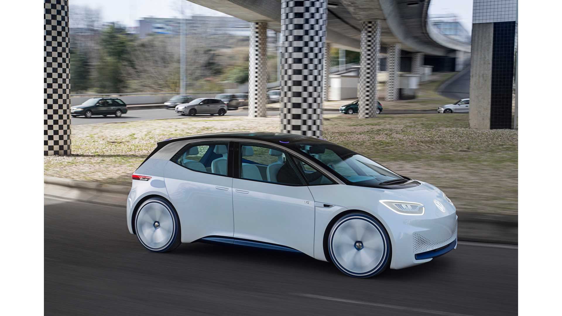 48 A Volkswagen Electric Car 2020 Speed Test