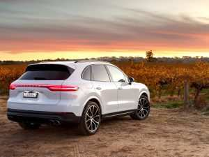 48 All New 2018 Vs 2019 Porsche Cayenne Photos