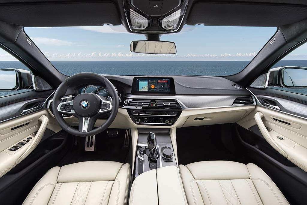 48 All New 2019 Bmw 5 Series Redesign Exterior And Interior