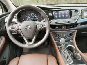 48 All New 2019 Buick Envision Review Model
