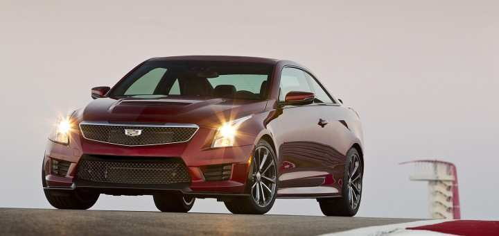 48 All New 2019 Cadillac Ats Redesign Price