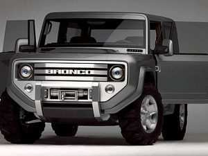 48 All New 2019 Ford Bronco Specs Exterior