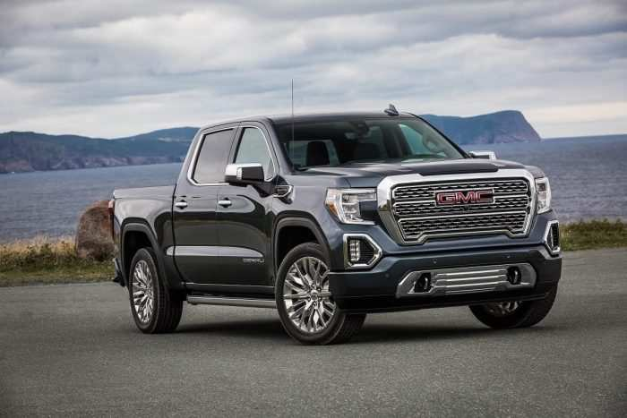 48 All New 2019 Gmc Release Redesign And Review