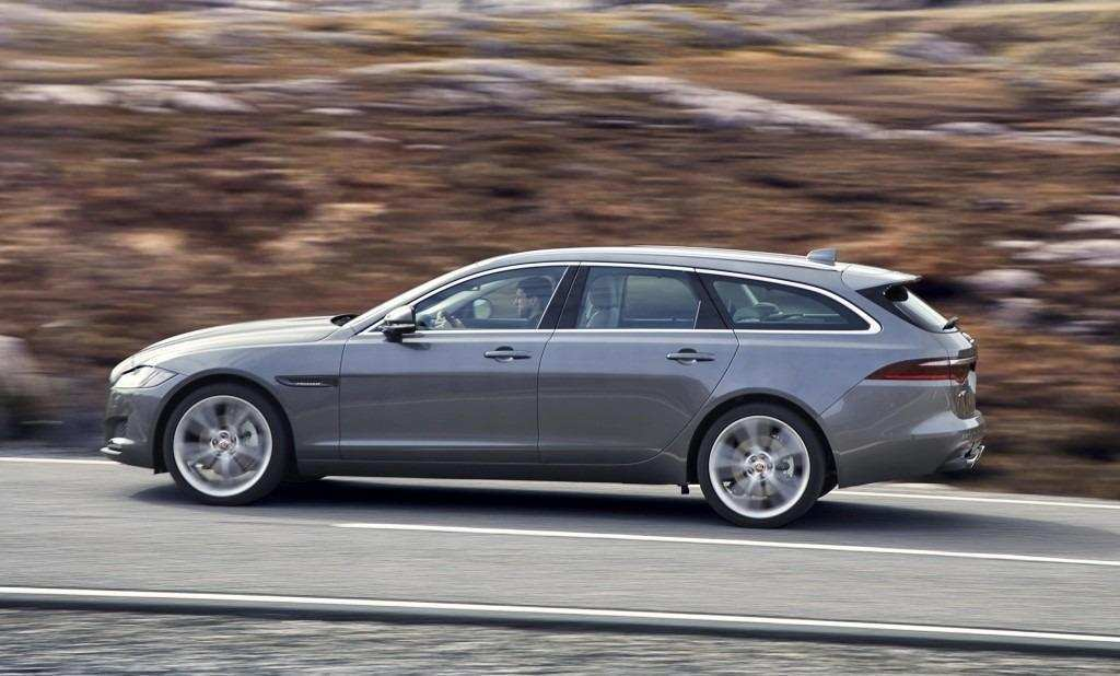 48 All New 2019 Jaguar Wagon Redesign And Concept