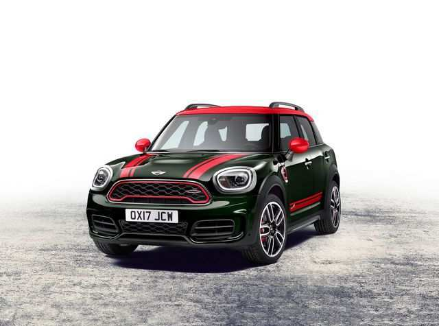 48 All New 2019 Mini Jcw Review Review
