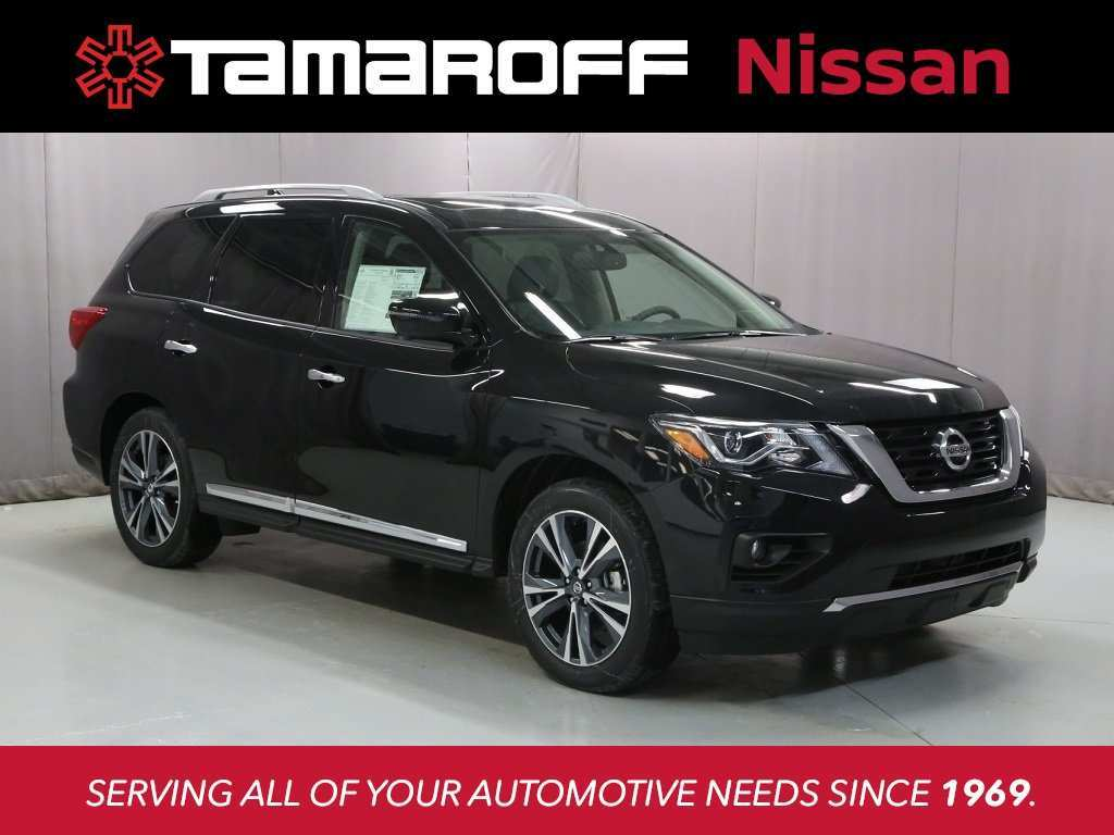 48 All New 2019 Nissan Pathfinder Platinum Review