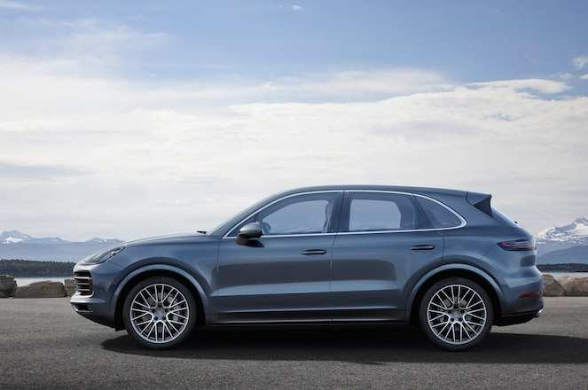 48 All New 2019 Porsche Cayenne Turbo Review Wallpaper