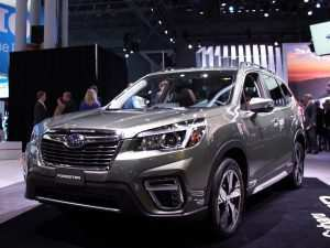 48 All New 2019 Subaru Suv Concept and Review