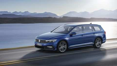 48 All New 2019 Volkswagen Passat Specs Redesign And Review