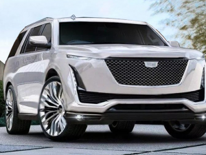 48 All New 2020 Cadillac Escalade New Model and Performance