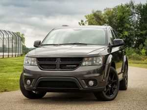 48 All New 2020 Dodge Journey Crossroad Redesign and Review