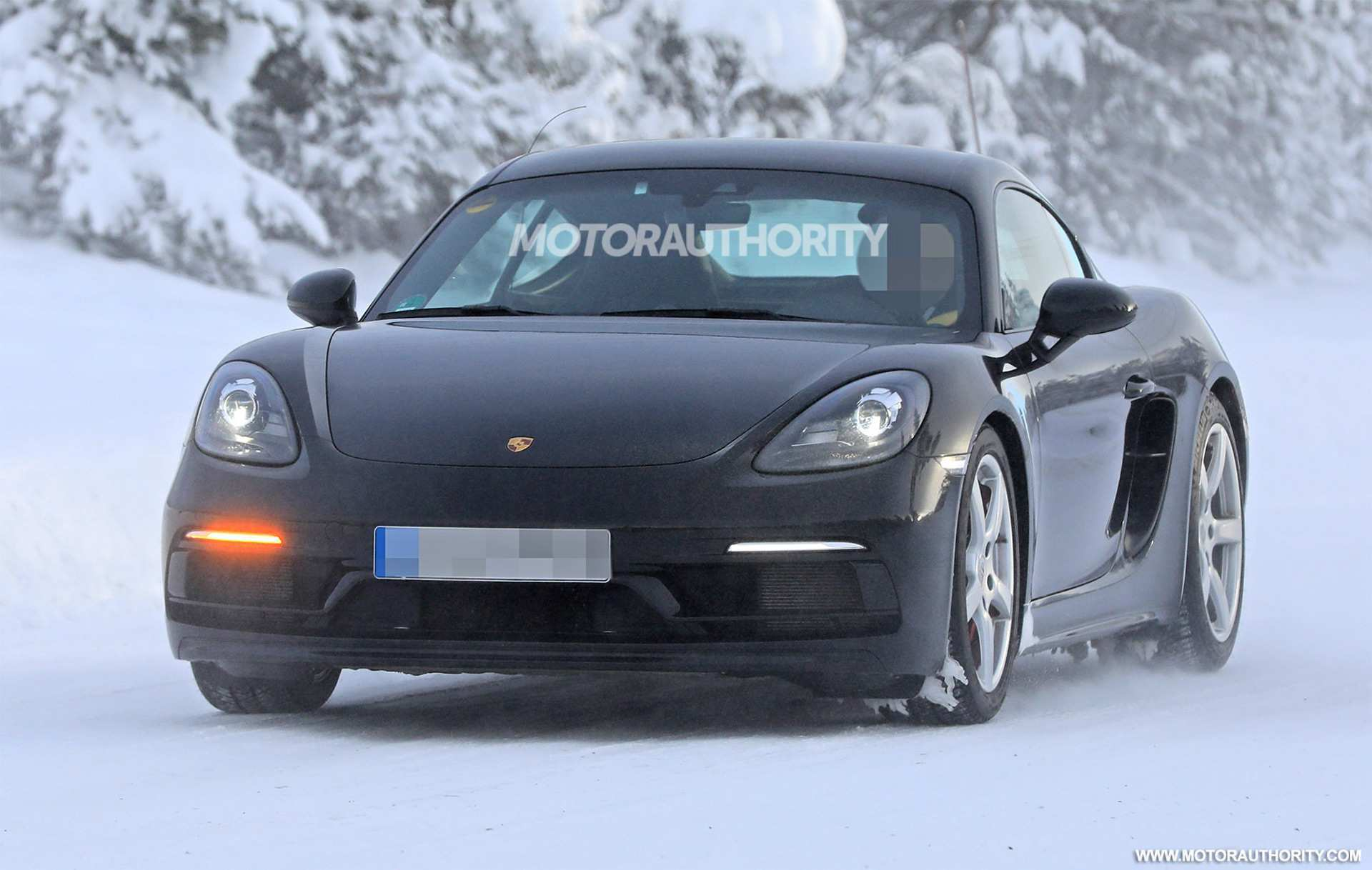 48 All New 2020 Porsche Cayman Review And Release Date