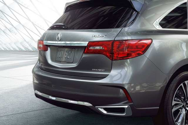 48 All New Acura Mdx For 2020 Release