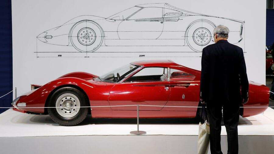 48 All New Ferrari P 2020 Redesign and Concept