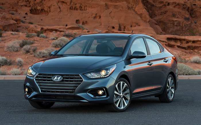 48 All New Hyundai Accent 2020 Release