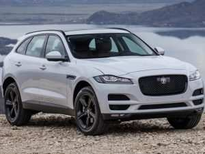 48 All New Jaguar 2019 F Pace New Model and Performance