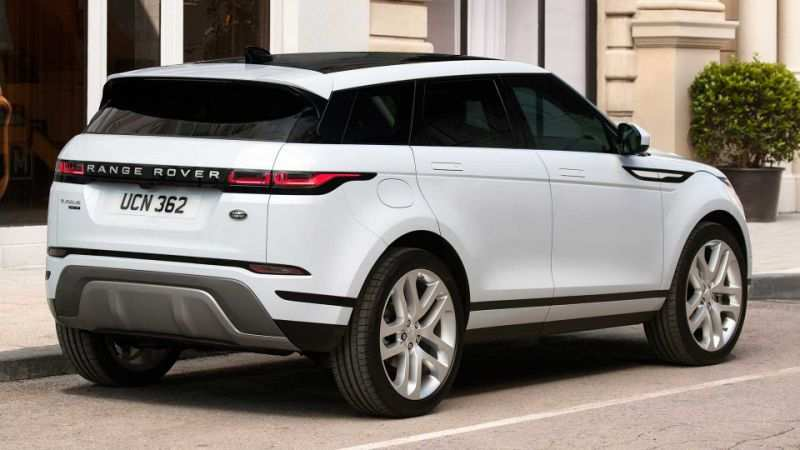 48 All New Jaguar Land Rover 2020 Ratings