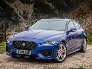 48 All New Jaguar Xe 2020 Review Review