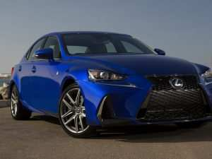 48 All New Lexus Isf 2020 Images