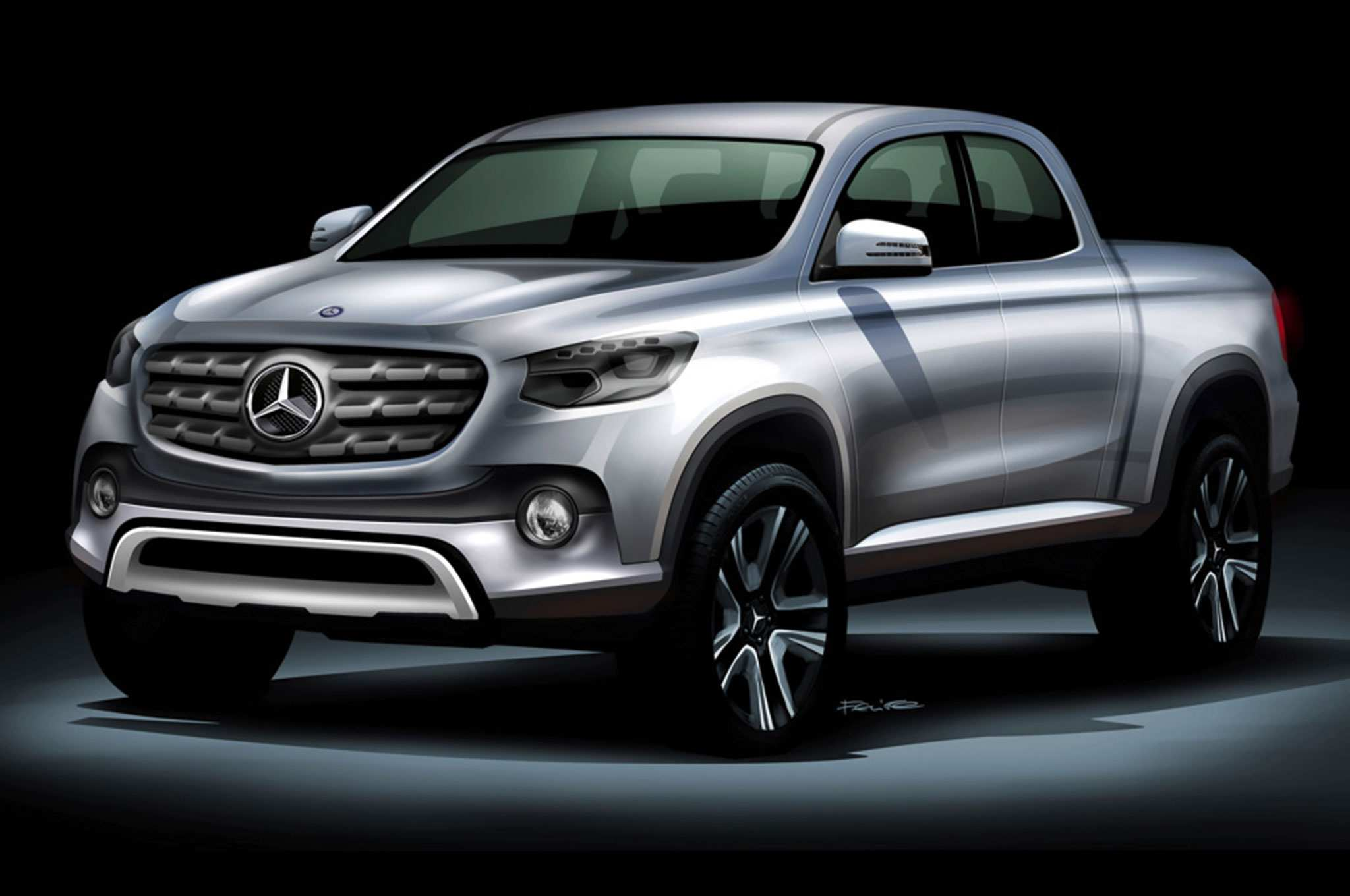 48 All New Mercedes Truck 2019 Redesign And Review