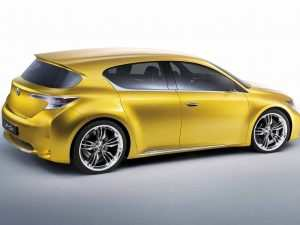 48 All New Nuevo Lexus Ct 2020 Performance and New Engine