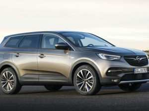 48 All New Opel Monza X 2020 Concept and Review