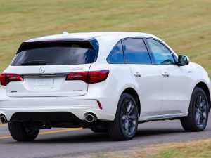 Release Date Of 2020 Acura Mdx