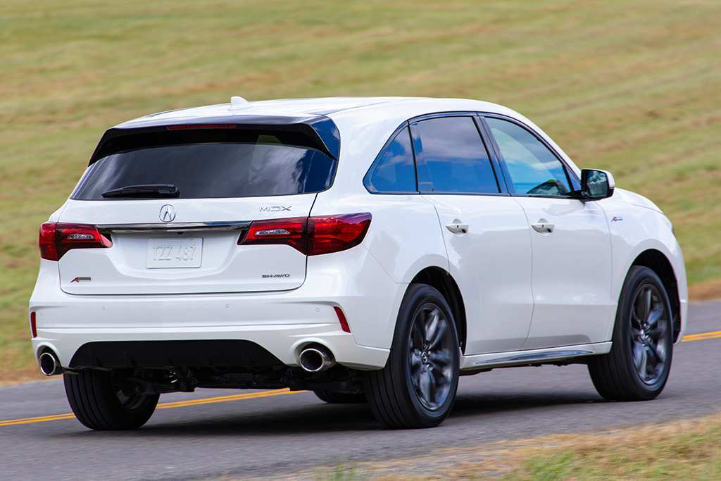 48 All New Release Date Of 2020 Acura Mdx Overview