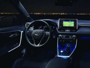 48 All New Toyota Rav4 2020 Interior New Review