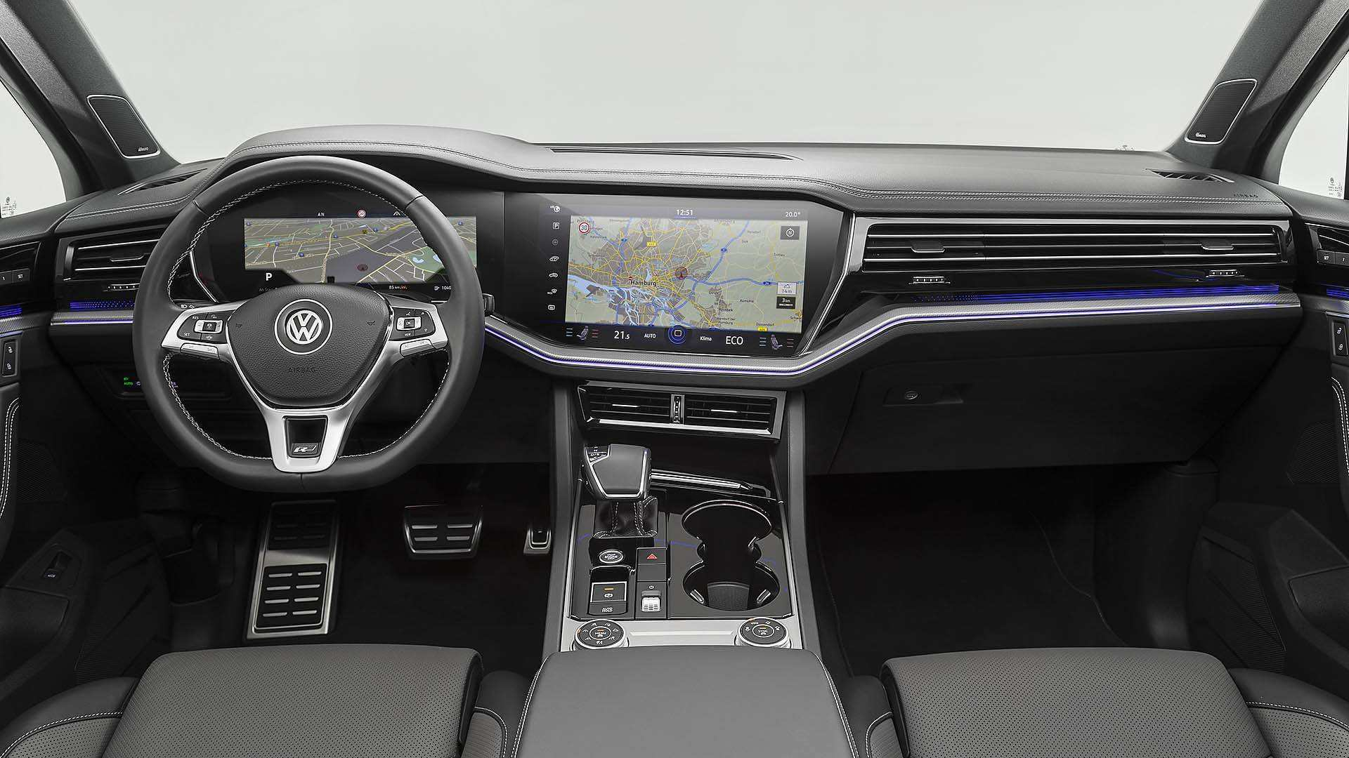 48 All New Vw Touareg 2019 Interior Release