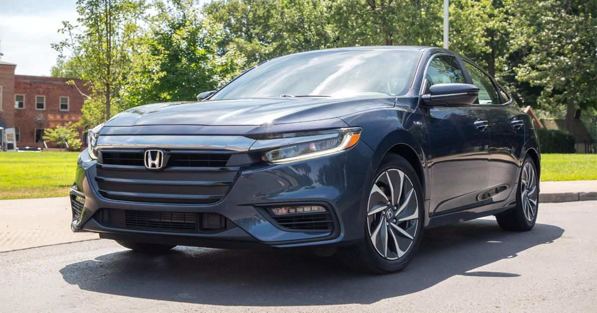 48 Best 2019 Honda Insight Review Prices