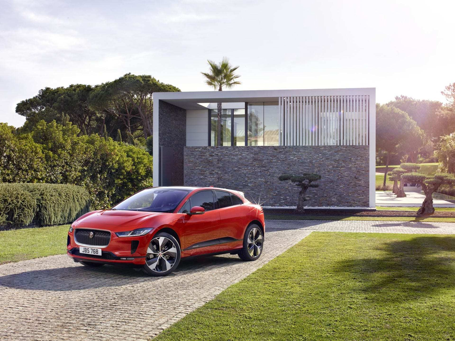 48 Best 2019 Jaguar I Pace Electric Release Date