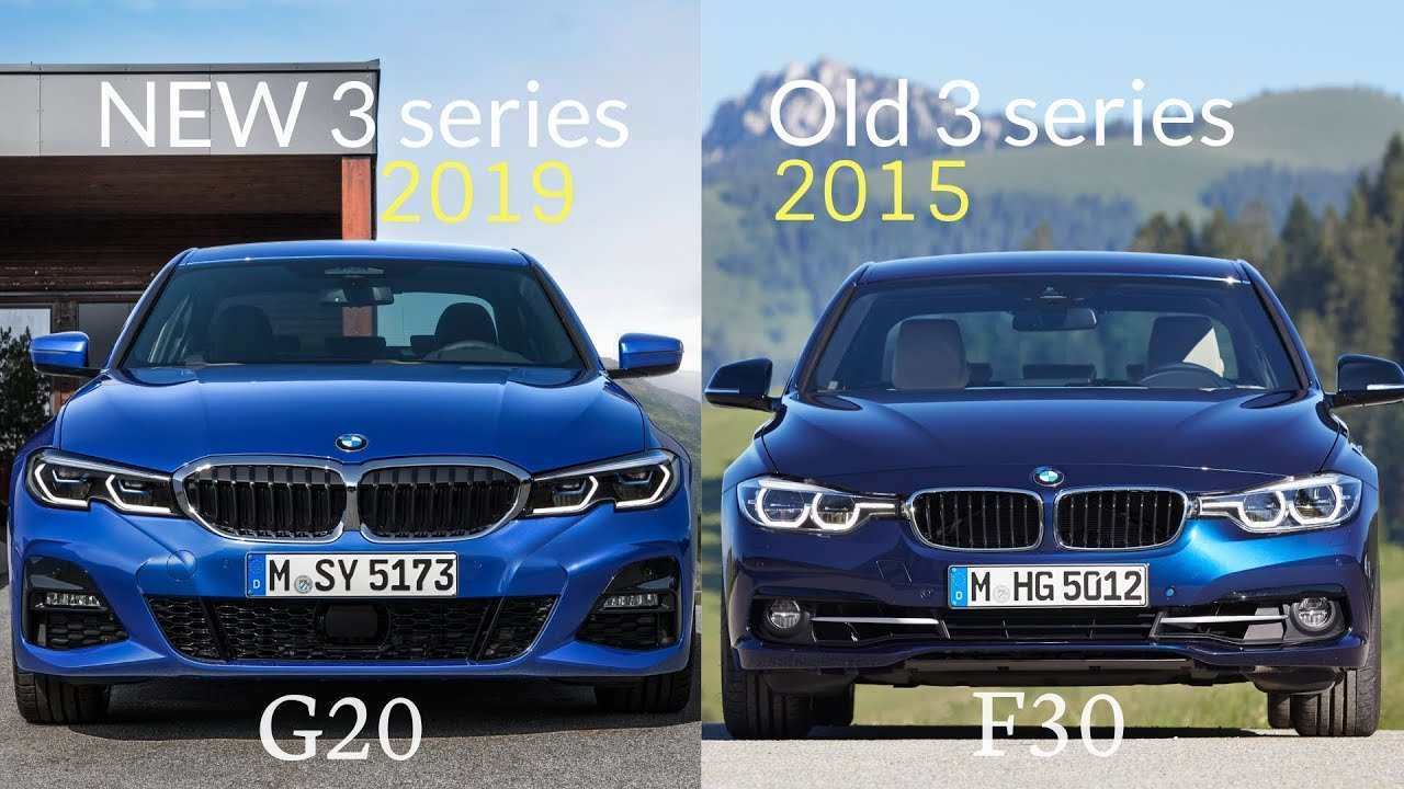 48 Best 2019 Vs 2020 BMW 3 Series Concept And Review