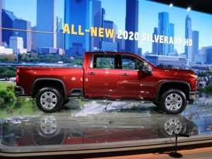 48 Best 2020 Chevrolet Silverado Hd Interior Specs and Review
