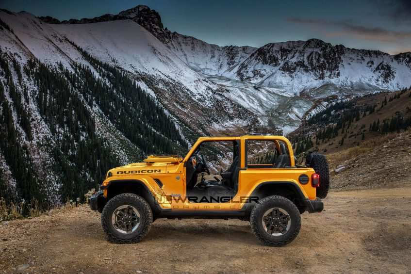 48 Best 2020 Jeep Wrangler Unlimited Colors Speed Test