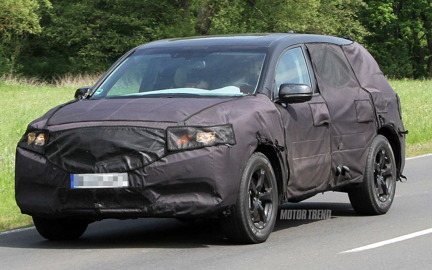 48 Best Acura Mdx New Body Style 2020 Images