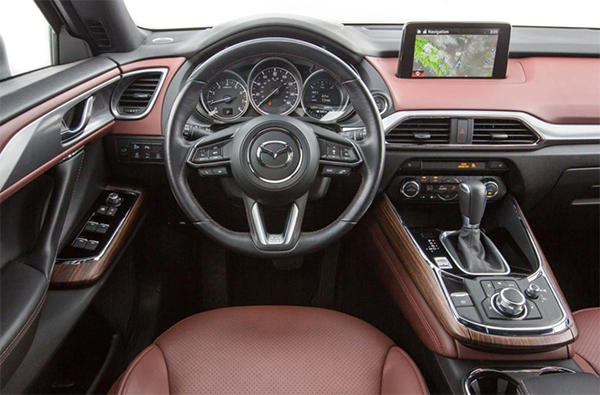 48 Best Mazda Cx 9 2020 Interior History