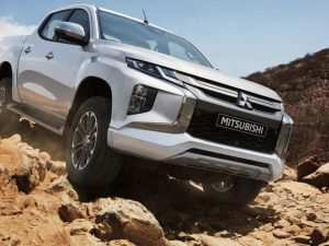 48 Best Mitsubishi New Triton 2020 Interior